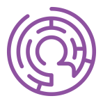 CheckiD Icon Purple